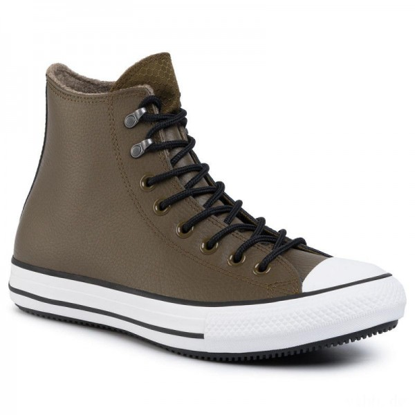 Converse Sportschuhe Ctas Winter Hi 164925C Surplus olive/Black/White